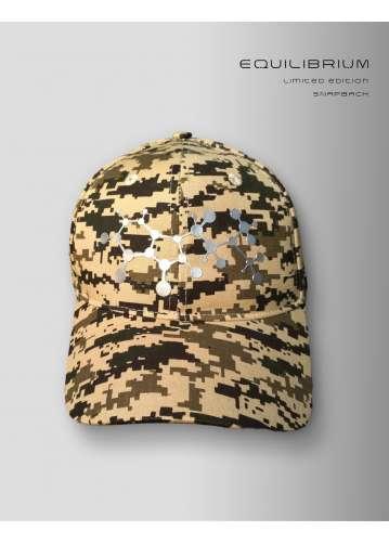 """""""camo molecular"""" military baseball cap"""