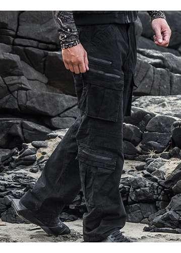"""""""multidimension"""" trousers"""