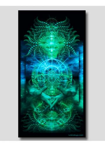 """""""spirit of fusion"""" tapestry..."""