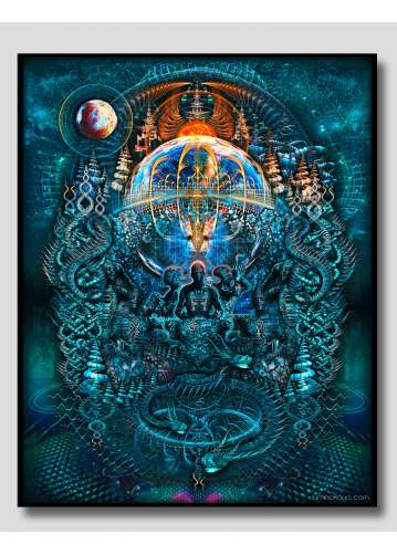 """astropilots"" tapestry by..."