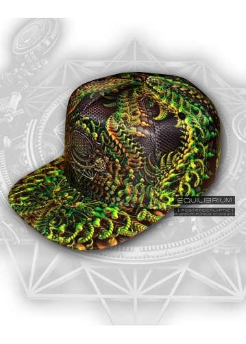 """quantum fungus"" psychedelic snapback"