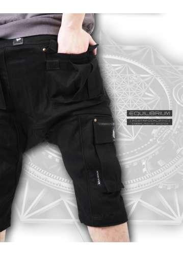"""""""cyber_rover"""" мужские дизайнерские шорты"""