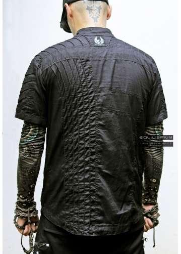 """jedi_shirt"" men's futuristic shirt"